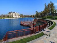 牛驼温泉孔雀城实景图