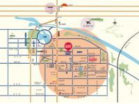 永定河孔雀城英国宫普罗旺斯花园交通图
