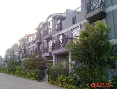 枫丹白露花园实景图