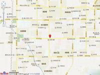 茂华唐山中心交通图