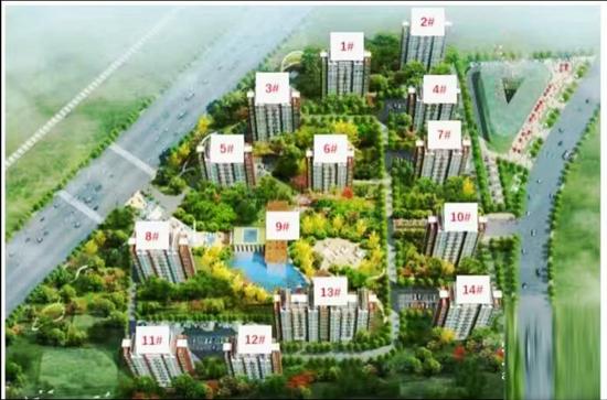涿州太阳城
