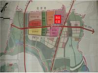 鸿坤·理想尔湾交通图