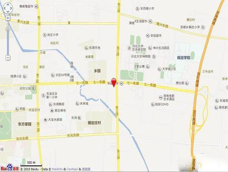 紫金府交通图