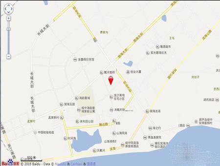海韵馨园交通图