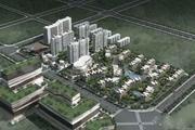 天津万科金域华府项目位于宜家商圈中心位置