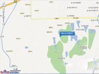 佛光山水花园C区交通图