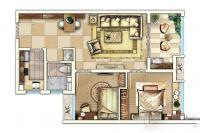 五期公寓B户型