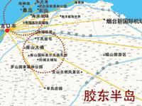 领海世界岛一期交通图