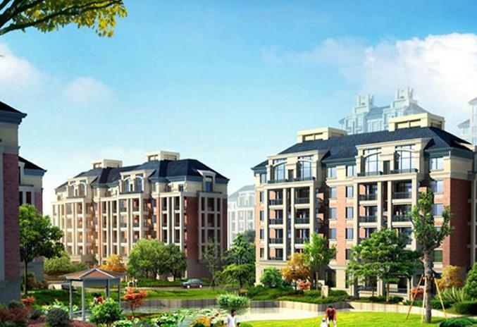 水岸名城现房主力户型为96~140平米(建面)