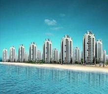 北戴河-海公馆在售的现房是公寓和海景房