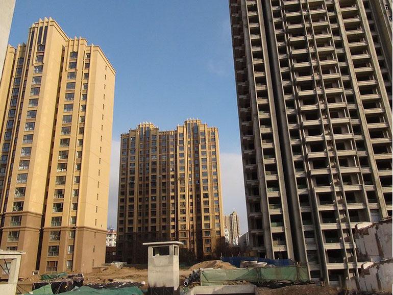 乐邦新城实景图