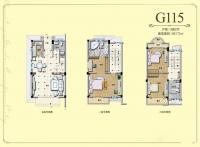 一期G115户型