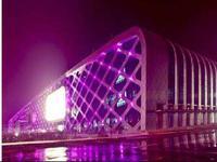 辛集国际皮革城实景图