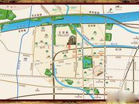 汇君城效果图交通图