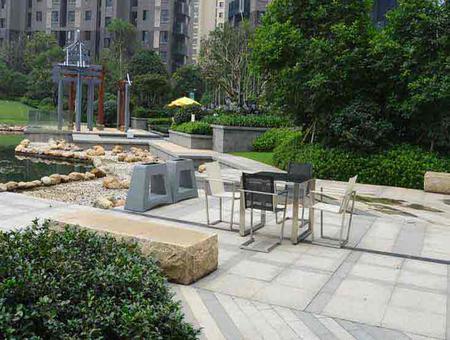 惠州龙光玖龙湾实景图