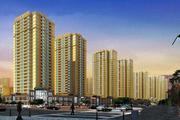 早安北京面积为88平方米-107平方米,价格区间为14000元/平方米