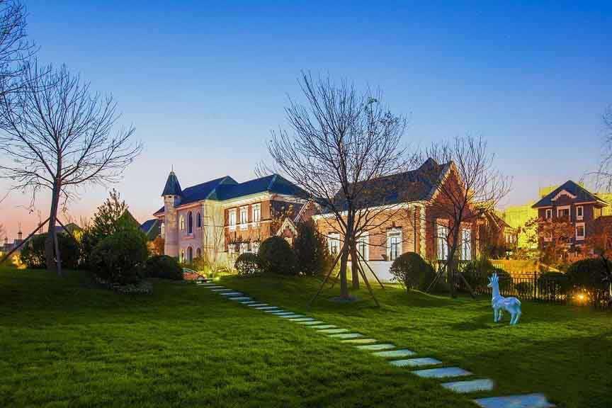 北京市八仙房地产开发有限责任公司