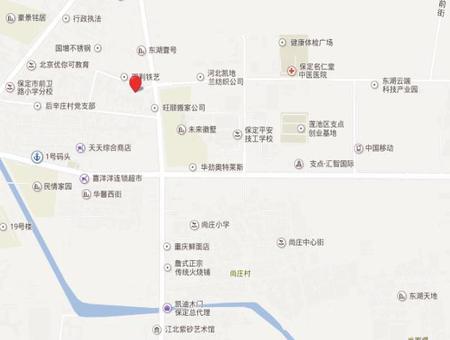 凤凰华府交通图