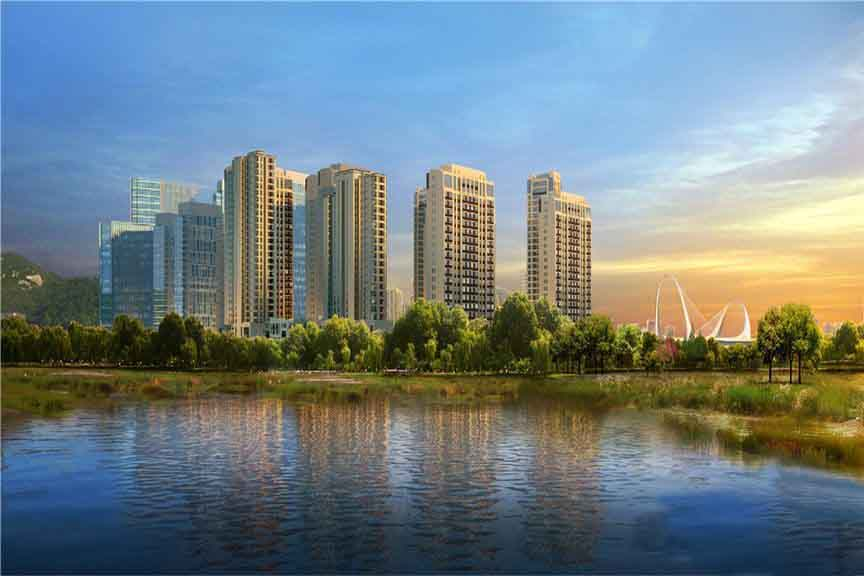 天津正荣紫阙楼盘在售新房房价是多少?
