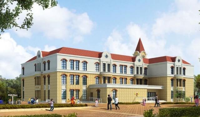 霸州孔雀城公寓、高层、洋房、别墅6500-16000元/平米
