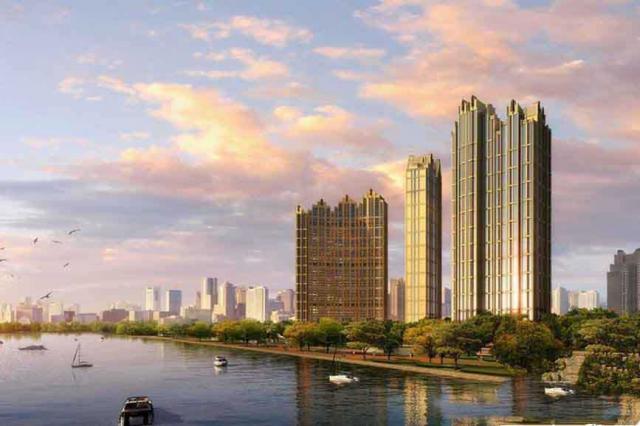 京雄世贸港在售新房均价7800元